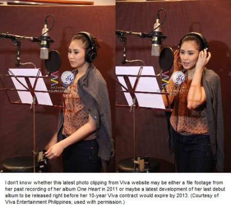 sarah geronimo viva records entertainment philippines 2012