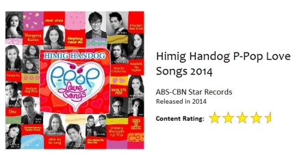 himig handog p pop love songs 2014